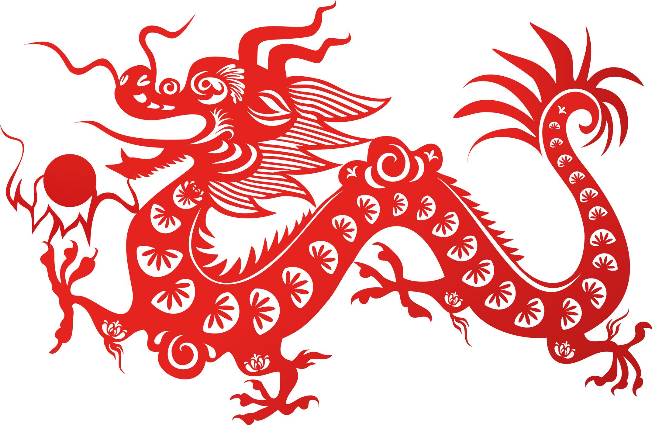 chinese new year dragon clip art - photo #48
