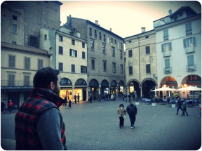Taking in Mantova