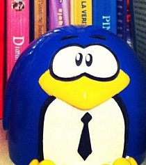 My own lil' Pao Penguin