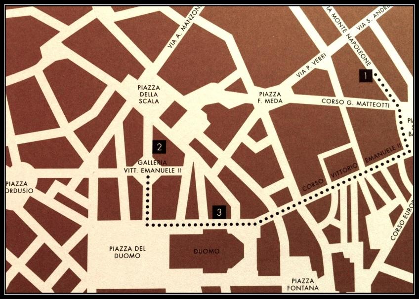 Gucci Map