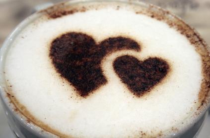 Cappuccino Art - 1