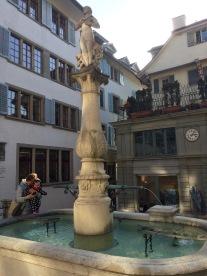 Baby Selfie Fountain