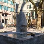 Block Fountain