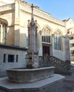 Church Fountain