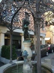 Drunk Dude Fountain