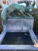 Fox Fountain
