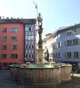 Knight Fountain